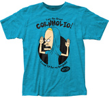 Beavis And Butt-Head- The Great Cornholio Needs Tp T-shirt