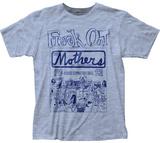 Frank Zappa- Freak Out Shrien Expo Flyer T-Shirt