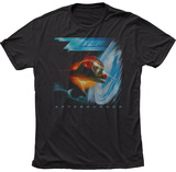 ZZ Top- Afterburner Album Cover T-Shirt