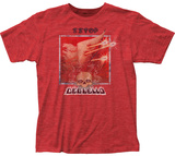 ZZ Top- Deguello Distressed Album Art T-Shirt