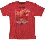 ZZ Top- Deguello Distressed Album Art T-Shirt