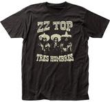 ZZ Top- Tres Hombres T-Shirts