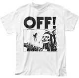 Off!- Satan Did Not Appear T-shirts