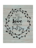 Pure Joy Print by Jo Moulton