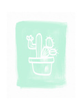 Cactus I Posters by Linda Woods