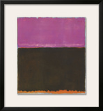Untitled, 1953 Prints by Mark Rothko