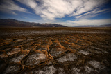 Badwater Salt Flats in Death Valley National Park Photographic Print by Raul Touzon