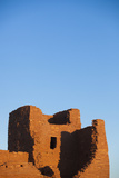 Indian Ruins at Wupatki National Monument in Arizona Photographic Print by John Burcham