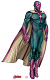 Vision - Avengers Animated Cardboard Cutouts