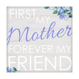 First My Mother Prints by Anna Quach