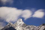 Ama Dablam Mountain in the Khumbu Region, Nepal Photographic Print by John Burcham