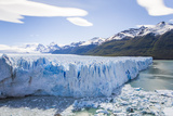 View of the Massive Perito Moreno Glacier in Los Glaciares National Park Photographic Print by Mike Theiss