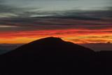 Sunrise Atop Haleakala, an Extinct Volcano on the Island of Maui in Hawaii Photographic Print by Karen Kasmauski
