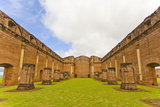 Ruins of Jesus De Tavarangue in Paraguay Photographic Print by Mike Theiss
