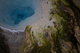 Silex Spring in Yellowstone National Park's Lower Geyser Basin Photographic Print by Michael Nichols