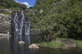 Tamarin Falls or Seven Falls Photographic Print by Gabby Salazar