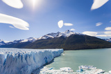 The Perito Moreno Glacier and Lake Argentina in Los Glaciares National Park Photographic Print by Mike Theiss