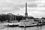 Paris sur Seine Collection - Bateaux Mouches III Photographic Print by Philippe Hugonnard