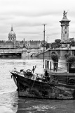 Paris sur Seine Collection - Afternoon in Paris II Photographic Print by Philippe Hugonnard