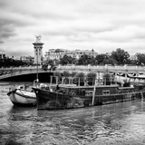 Paris sur Seine Collection - Afternoon in Paris VII Photographic Print by Philippe Hugonnard
