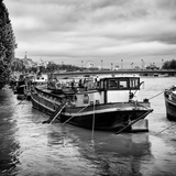 Paris sur Seine Collection - Paris Harbour II Photographic Print by Philippe Hugonnard