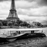 Paris sur Seine Collection - Josephine Cruise VII Photographic Print by Philippe Hugonnard