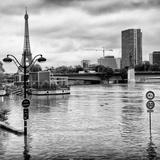Paris sur Seine Collection - Trocadero Concorde IV Photographic Print by Philippe Hugonnard