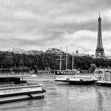 Paris sur Seine Collection - Bateaux Mouches XI Photographic Print by Philippe Hugonnard
