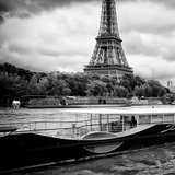 Paris sur Seine Collection - Josephine Cruise VIII Photographic Print by Philippe Hugonnard