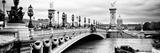 Paris sur Seine Collection - Alexandre III Bridge II Photographic Print by Philippe Hugonnard