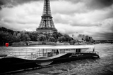 Paris sur Seine Collection - Josephine Cruise IV Photographic Print by Philippe Hugonnard