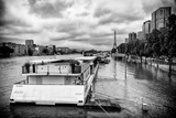 Paris sur Seine Collection - Morning on the Seine III Photographic Print by Philippe Hugonnard