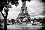 Paris sur Seine Collection - Vedettes de Paris VII Photographic Print by Philippe Hugonnard