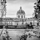 Paris sur Seine Collection - French Academy III Photographic Print by Philippe Hugonnard