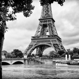 Paris sur Seine Collection - Vedettes de Paris VIII Photographic Print by Philippe Hugonnard