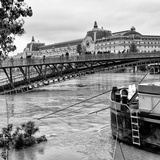 Paris sur Seine Collection - Solferino Bridge and the Musee d'Orsay III Photographic Print by Philippe Hugonnard