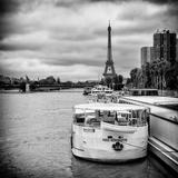 Paris sur Seine Collection - Paris Montmartre Photographic Print by Philippe Hugonnard