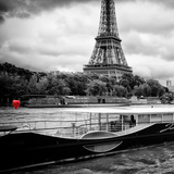 Paris sur Seine Collection - Josephine Cruise IX Photographic Print by Philippe Hugonnard