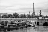Paris sur Seine Collection - Afternoon in Paris IX Photographic Print by Philippe Hugonnard
