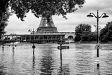 Paris sur Seine Collection - Along the Seine VII Photographic Print by Philippe Hugonnard