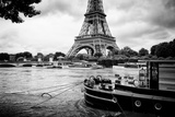 Paris sur Seine Collection - Vedettes de Paris IV Photographic Print by Philippe Hugonnard