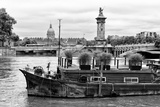 Paris sur Seine Collection - Afternoon in Paris Photographic Print by Philippe Hugonnard
