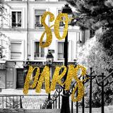 Paris Fashion Series - So Paris - Staircase Montmartre Photographic Print by Philippe Hugonnard