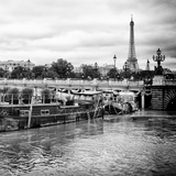 Paris sur Seine Collection - Afternoon in Paris VIII Photographic Print by Philippe Hugonnard