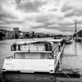 Paris sur Seine Collection - Morning on the Seine IV Photographic Print by Philippe Hugonnard