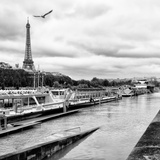 Paris sur Seine Collection - Banks of the Seine II Photographic Print by Philippe Hugonnard