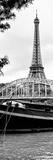 Paris sur Seine Collection - Paris Bridge III Fotografisk tryk af Philippe Hugonnard