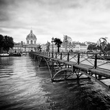 Paris sur Seine Collection - Pont des Arts III Photographic Print by Philippe Hugonnard