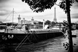 Paris sur Seine Collection - Le Cid Paris Photographic Print by Philippe Hugonnard