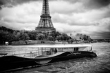 Paris sur Seine Collection - Josephine Cruise III Photographic Print by Philippe Hugonnard